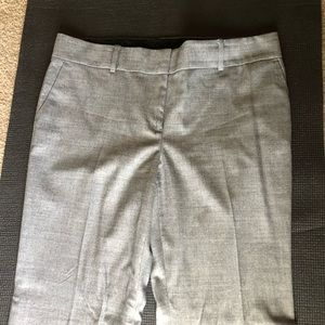 Grey Ann Taylor dress pant